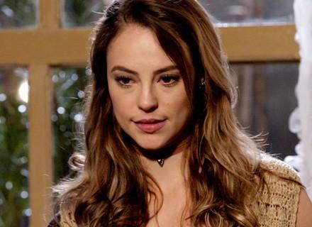 Nova fase! Melissa sente ciúmes de  Felipe com Lívia