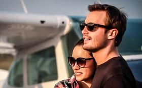 Amanda Richter revela brincadeira com namorado: 'Max imita a voz do Jesuíno'