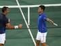 """Djokovic arranha no português e põe apelido: """"Ziquinho é antivírus Zika"""""""