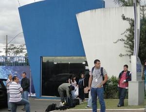 Toca da Raposa Cruzeiro (Foto: Gabriel Medeiros / Globoesporte.com)