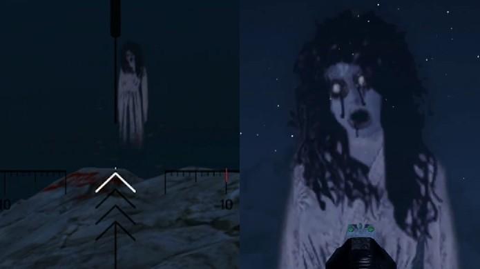 Fantasma do Monte Gordo não desaparece mais quando você se aproxima no PlayStation 4, Xbox One e PC (Foto: Reprodução: YouTube)