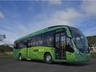 Ônibus que poluem 90% menos  começam a circular em Curitiba