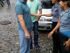 Após tiros e apreensões, Beltrame visita UPP do Dona Marta, no Rio