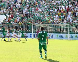 Chapecoense x Brusque (Foto: Diego Carvalho/Aguante/Chapecoense)