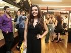 Giovanna Lancellotti prestigia evento de Giovanna Ewbank: 'Sou da família'