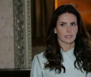 Lisandra Souto, a Amanda de 'Salve Jorge' (Foto: Reprodução)