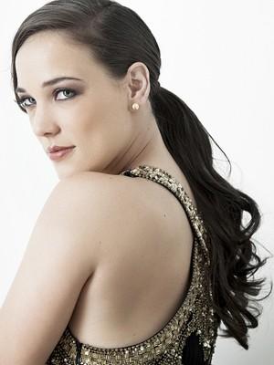 A personagem será rival de Danielle  (Foto: Marcelo Correa/TV Globo)