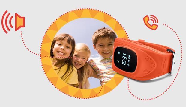 O dispositivo acumula diversas funções – além de relógio, faz ligações, manda mensagens e conta com o exclusivo botão S.O.S.  (Foto: Divulgação)