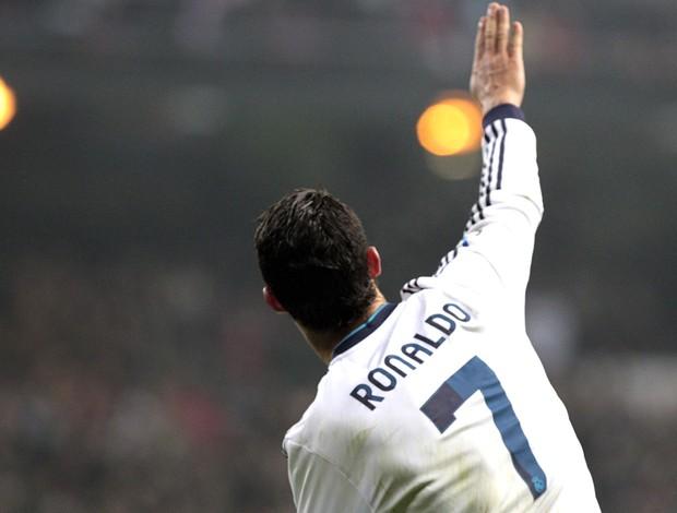Cristiano Ronaldo, Real Madrid  (Foto: Agência EFE)
