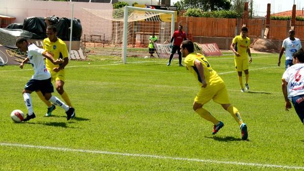 Penapolense x Audax - Copa Paulista (Foto: Silas Reche/Penapolense)