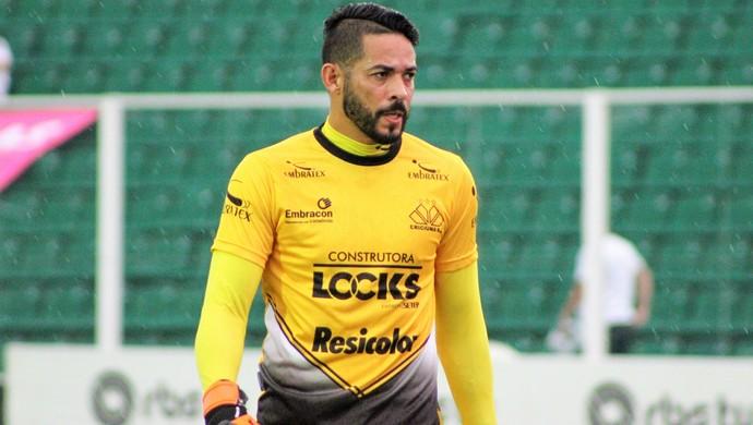 Luiz Criciúma (Foto: Diego Carvalho/Aguante)