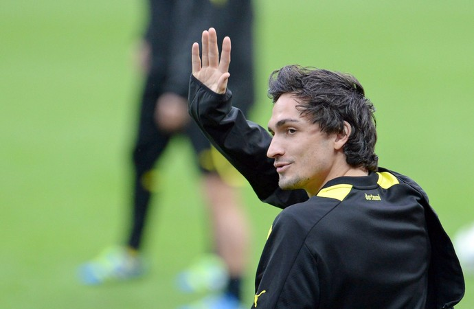 Hummels Borussia Dortmund (Foto: Getty Images)