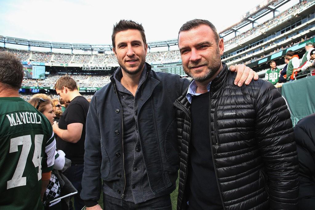 Pablo e Liev Schreiber (Foto: Divulgação)