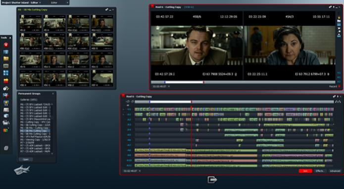 Lightworks é um editor de vídeo completo e gratuito, com formato mais profisssional (Foto: Reprodução/Teresa Furtado)