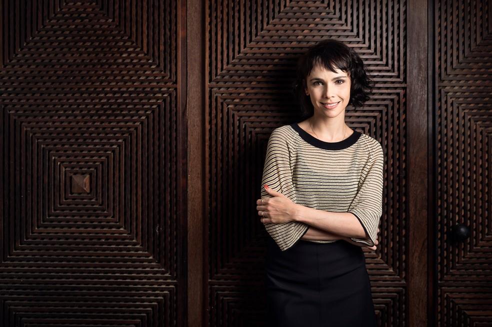 Débora Falabella retornará às novelas após cinco anos (Foto: Ramón Vasconcelos / TV Globo)