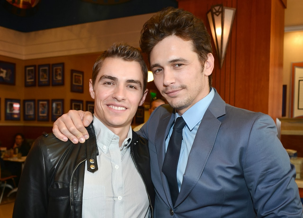 Dave e James Franco (Foto: Divulgao)