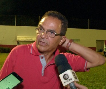 Francisco Diá  (Foto: TV Clube)