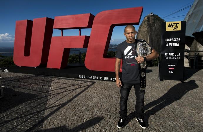 José Aldo UFC Rio (Foto: Alexandre Loureiro / Divulgação UFC)