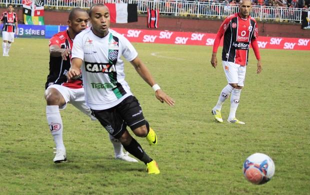 Marcelo Costa Ricardinho Joinville Figueirense (Foto: Luiz Henrique/ Figueirense F.C.)
