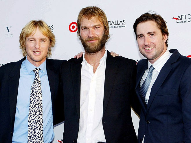 Owen, Andrew e Luke Wilson (Foto: Divulgao)