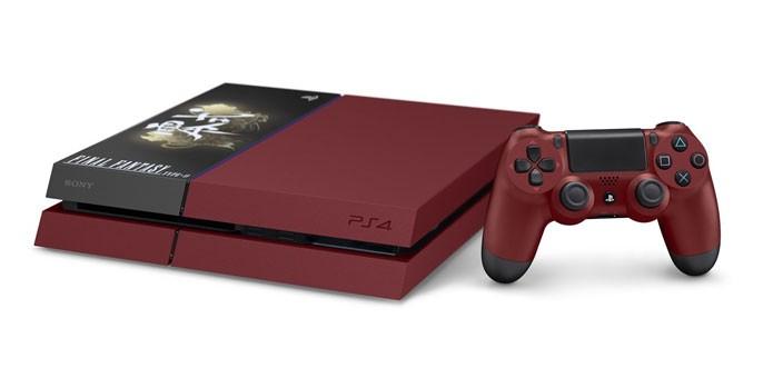 PS4 vermelho e preto será lançado no Japão (Foto: Divulgação)