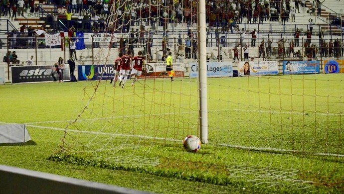 Inter de Lages x Marcílio Dias (Foto: Fom Conradi/Fomtography)