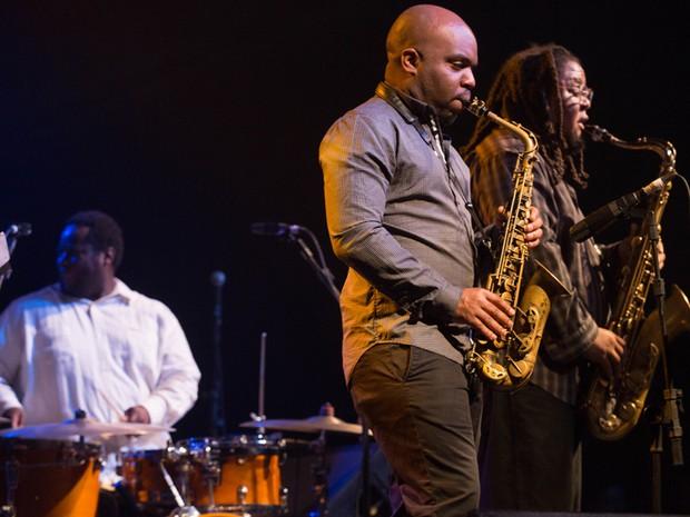 BMW Jazz Festival - Johnathan Blake (Foto: Marcos Hermes)