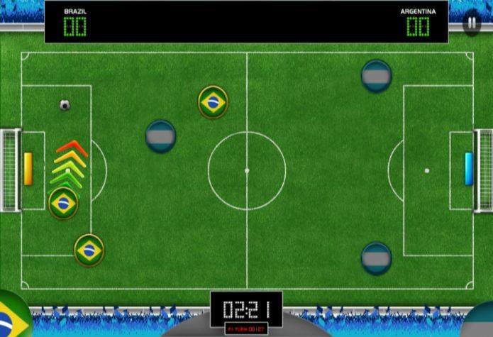 Button Soccer, da Smyowl, em ação (Foto: Divulgação)