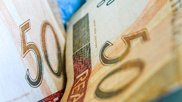 dinheiro - real - nota - papel - inflação - economia - brasil - pib - dívida - superávit (Foto: Thinkstock)