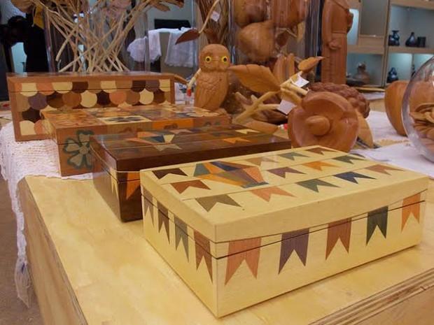 Artesãos da Paraíba têm o desafio de aliar a identidade paraibana e resgatar atividades tradicionais (Foto: Alex Rocha/ Secom-PB)