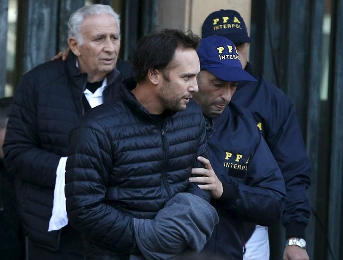 Hugo e Mariano Jinkins (Foto: Reuters)