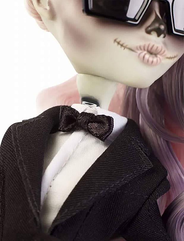 Monster High Lady Gaga (Foto: Reprodução)
