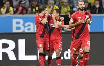 Bayer ajuda Bayern: Leverkusen derrota Borussia e deixa líder isolado