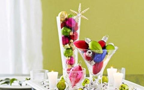 Sugestões de como decorar a mesa de Natal