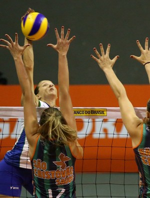 Rio de Janeiro x São Caetano, Copa Brasil de vôlei feminino (Foto: Fernando Maia)