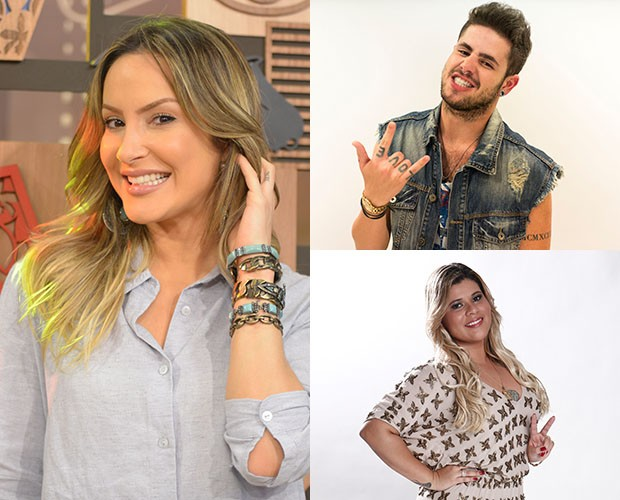 Leandro Buenno diz o que tem em comum com Claudia; Descubra! (Foto: Camila Serejo/Inácio Moraes/Gshow)