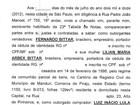 PF apreende minuta de contrato de compra de sítio de Atibaia por Lula