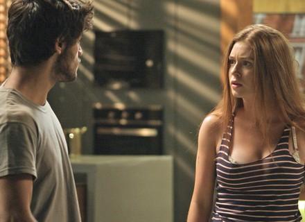 Teaser: Jonatas fica com ciúme de Eliza com Arthur