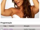 Ivete Sangalo anima foliões no Carnalfenas nesta sexta-feira (2)