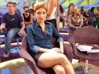 Patricia Marx elogia dupla de Claudia Leitte que interpretou 'Ficar com você'