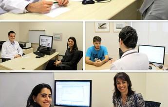 Médicos avaliam novos exames dos seis participantes do Prepare-se Já