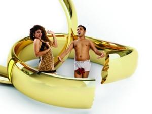 Peça 'Como acabar seu casamento' será apresentado em Aracaju (Foto: Divulgação / assessoria)