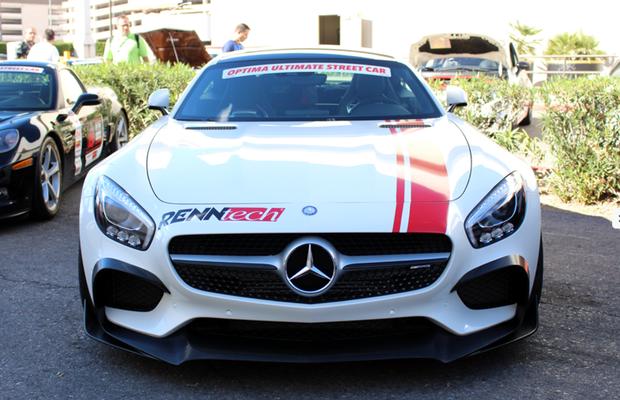 Mercedes-AMG GT S Renntech (Foto: Divulgação)