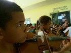 Com instrumentos doados, jovens de Feira Nova formam orquestra