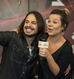 #FalaTu: turma solta o verbo e revela quem é o baladeiro, o galã (Camila Serejo/Gshow)
