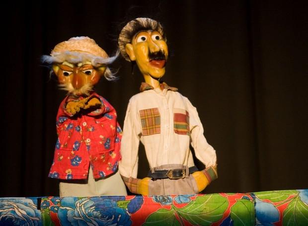 Espetáculo infantil de bonecos estreia no Teatro do Piá, em Curitiba (Foto: Divulgação)