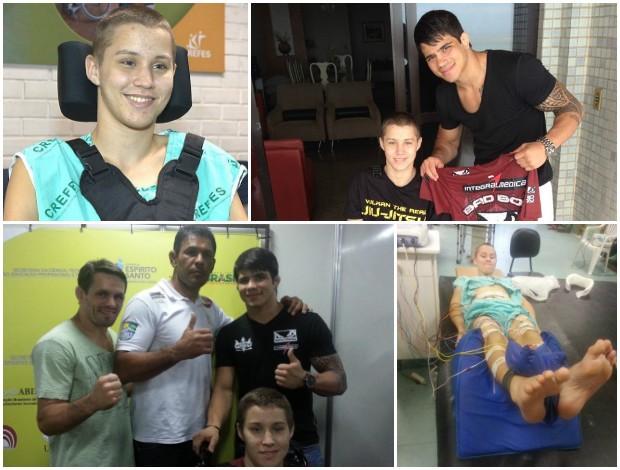 Gabriel Diniz, lutador de jiu-jítsu (Foto: divulgação)