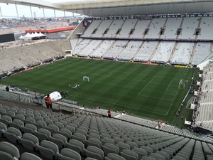 Arena Corinthians (Foto: Carlos Augusto Ferrari)