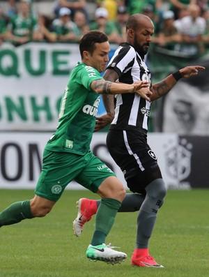 Seija Chapecoense x Bruno Silva Botafogo (Foto: MARCIO CUNHA/ESTADÃO CONTEÚDO)