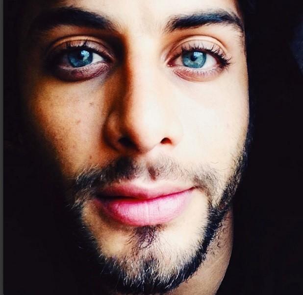 Jesus sensualiza nas redes sociais e exibe rosto perfeito (Foto: Arquivo Pessoal)